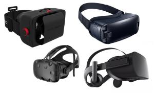 casque réalité virtuelle Samdung Homido HTC Oculus