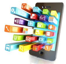 de plus en plus d'applications mobiles, toutes plus performantes