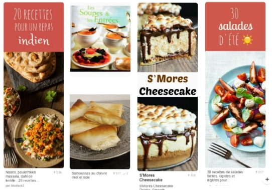 Pinterest-recettes