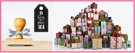 Le cadeau sur-mesure, personnalisé, rien que pour toi !