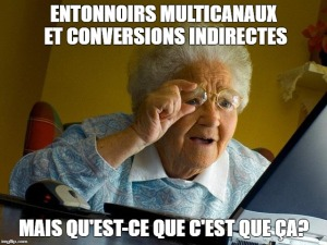 Quand on essaie de comprendre le jargon de google analytics